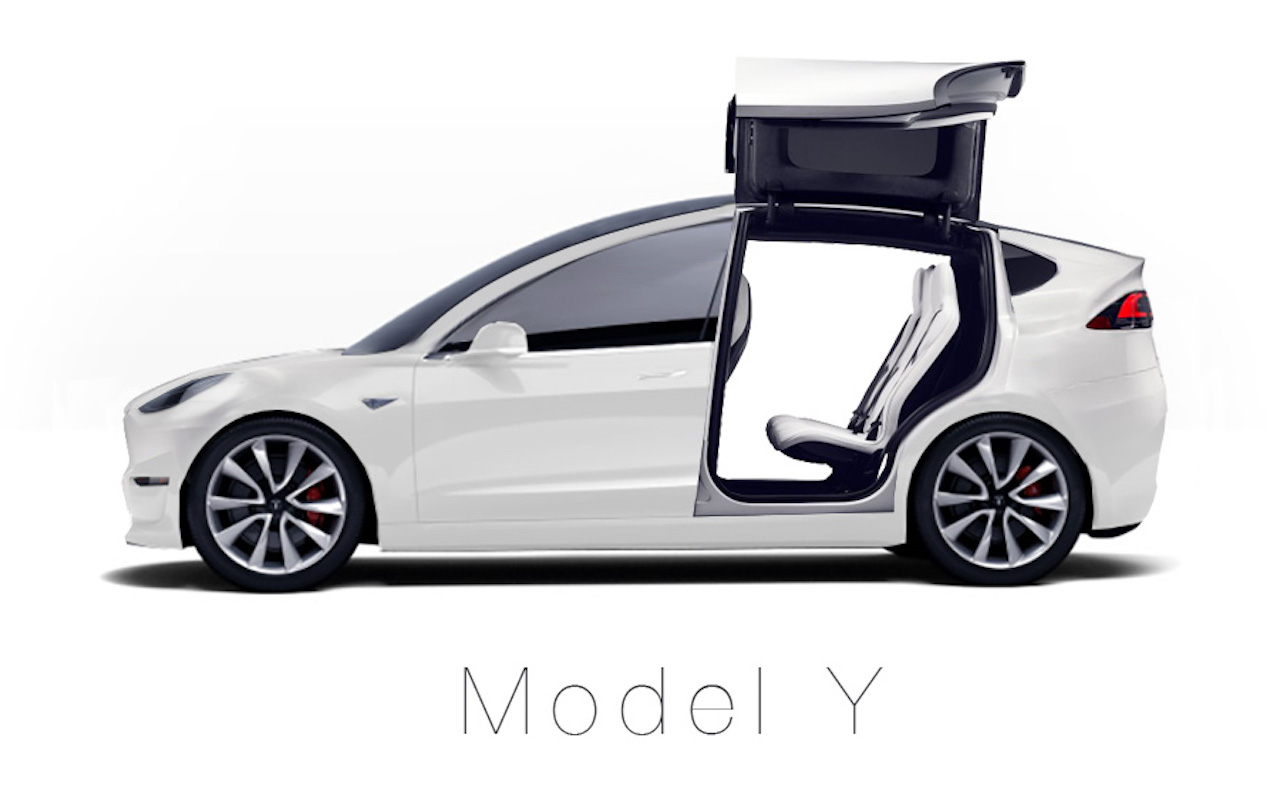 Model Y Photo: Ya Sabemos Bastantes Cosas Del Tesla Model Y
