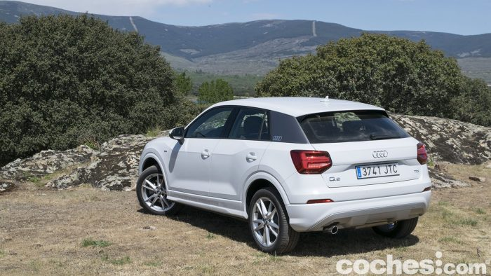 Audi Q2 1 6 Tdi 116 Cv Prueba A Fondo Del Peque 241 O Capricho