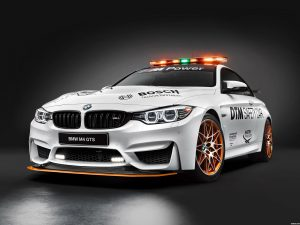 Fotos de BMW M4 GTS DTM Safety Car F82 2016
