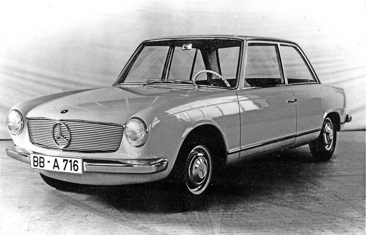 El prototipo de mercedes que hizo grande a volkswagen for Mercedes benz volkswagen