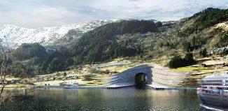 tunel para barcos