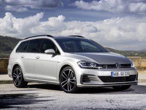 Volkswagen Golf Variant GTD 2017