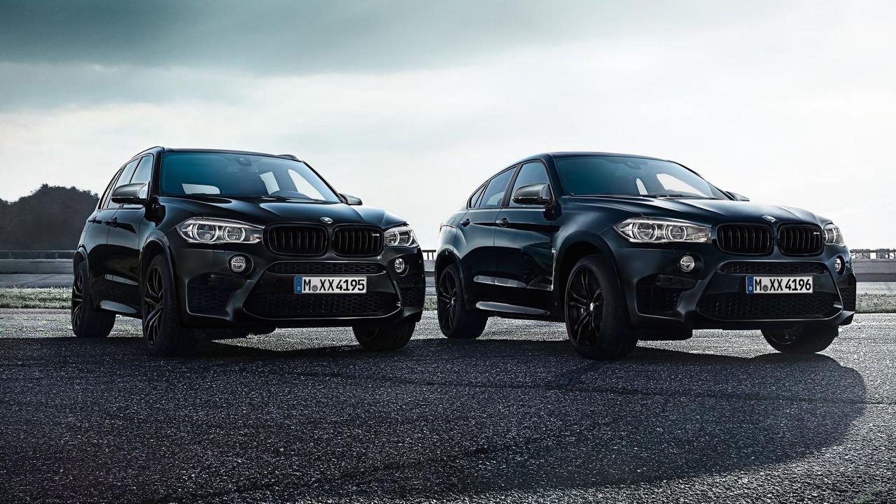 BMW X5 M y X6 M Black Fire 2017 – 5