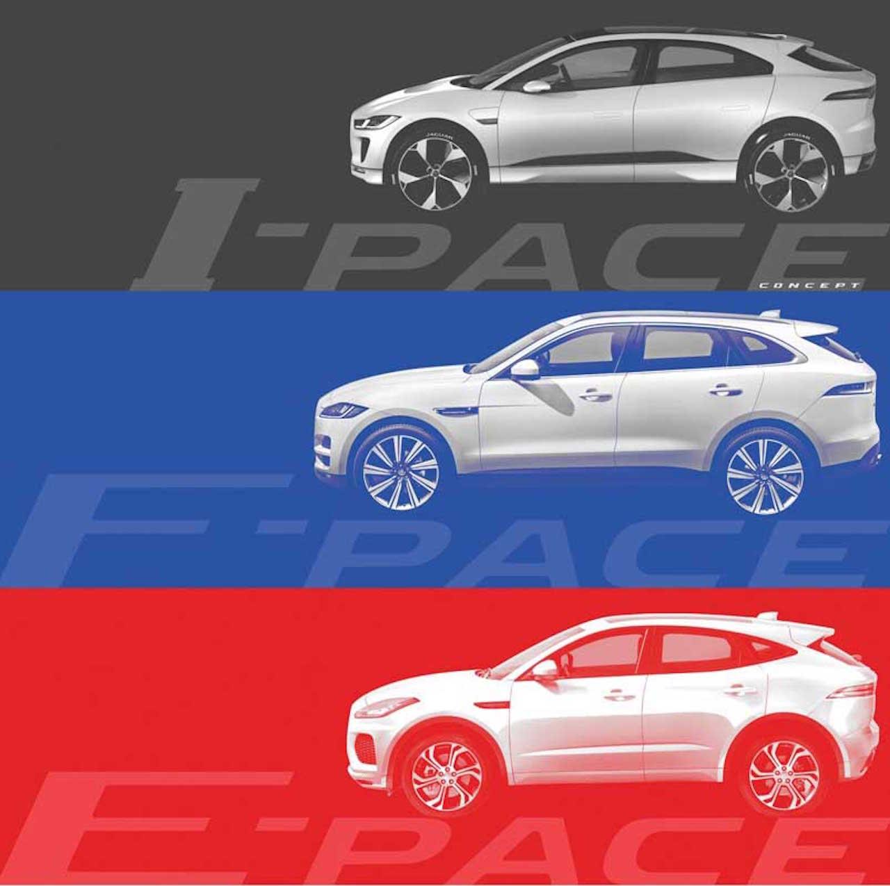 Jaguar E-Pace 2018: Precios, Motores, Equipamientos