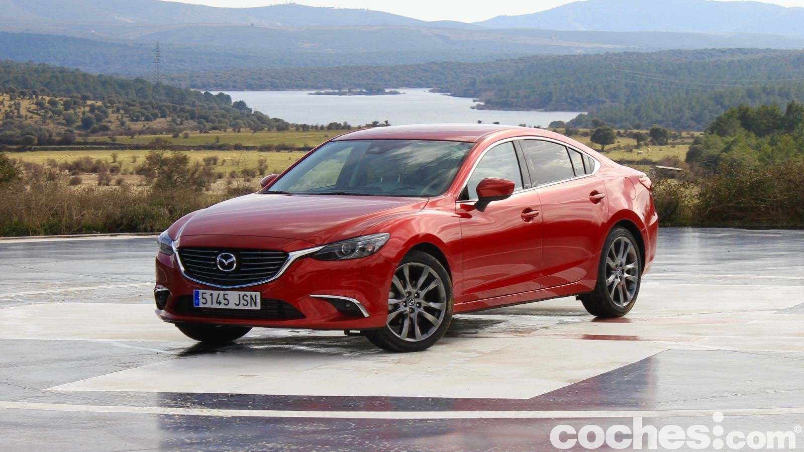 Mazda 6 2017 prueba – 2