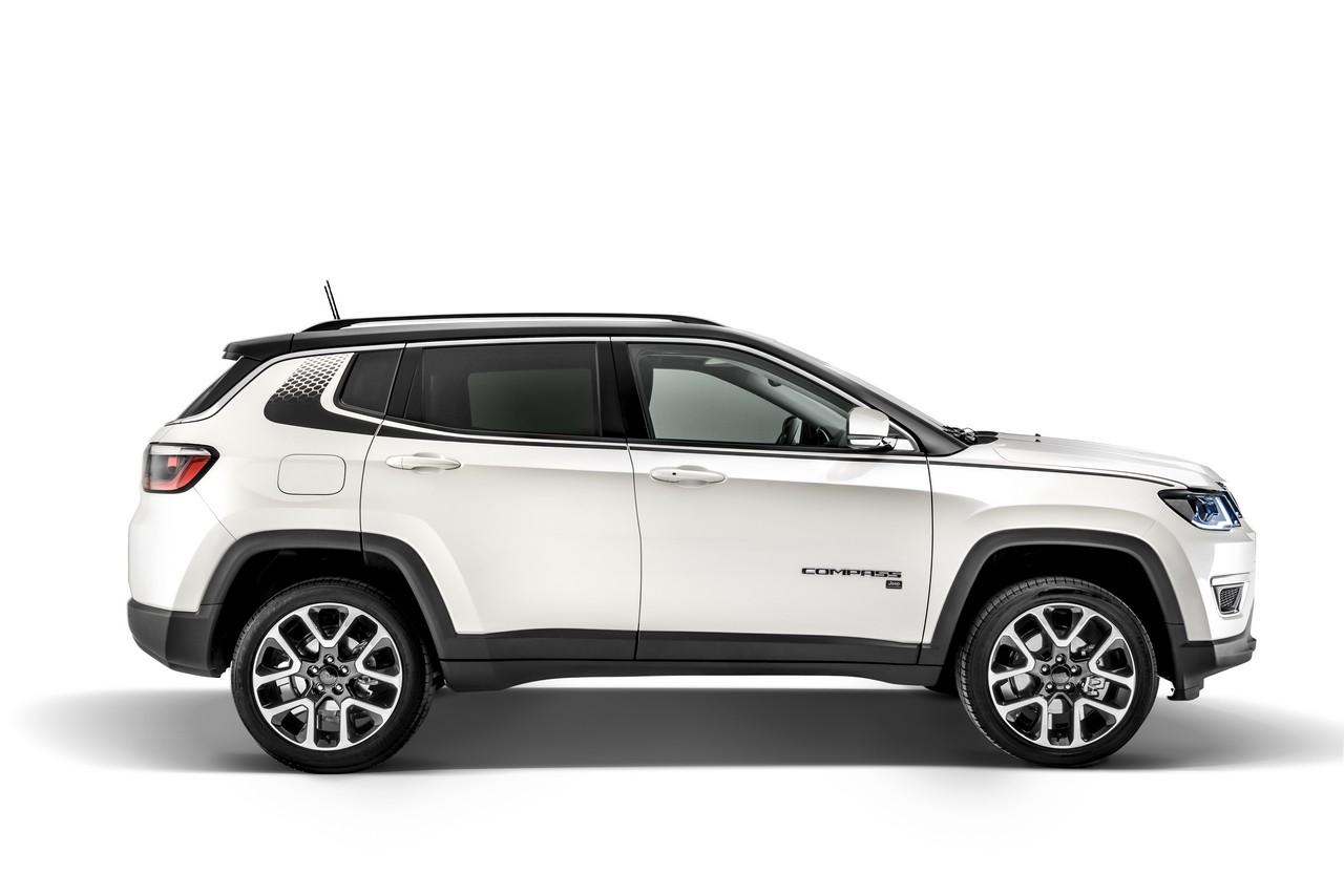 El Nuevo Jeep Compass Estrena Accesorios Mopar