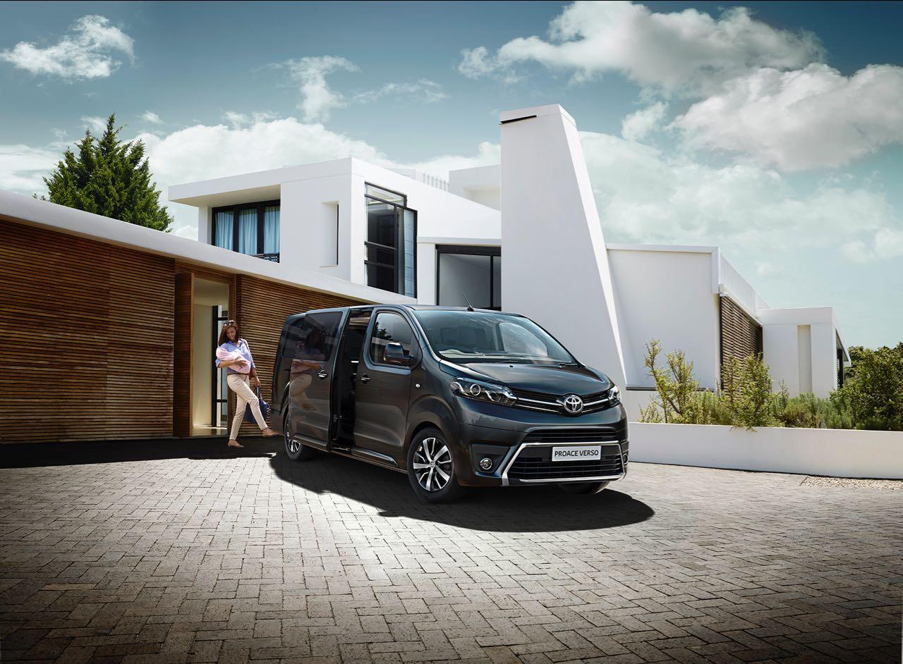 Toyota Proace Verso VIP 2017 – 2