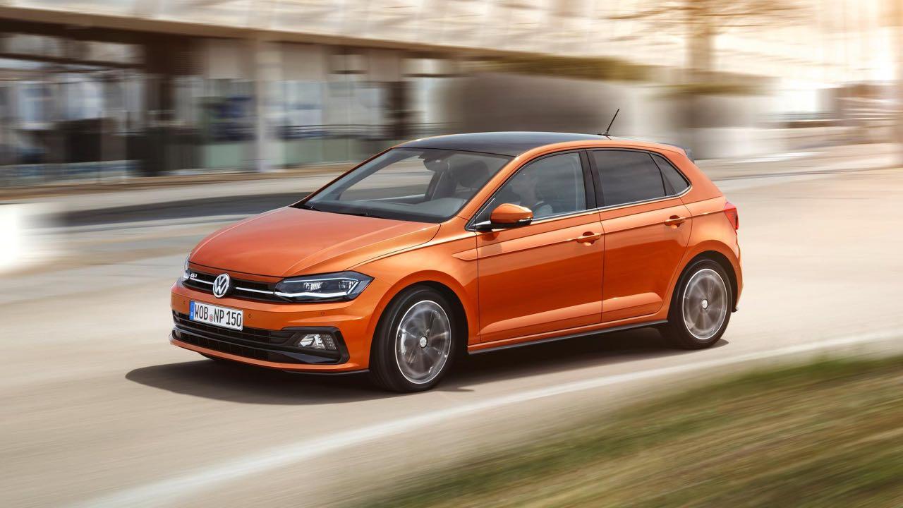 Volkswagen Polo 2018 – 3