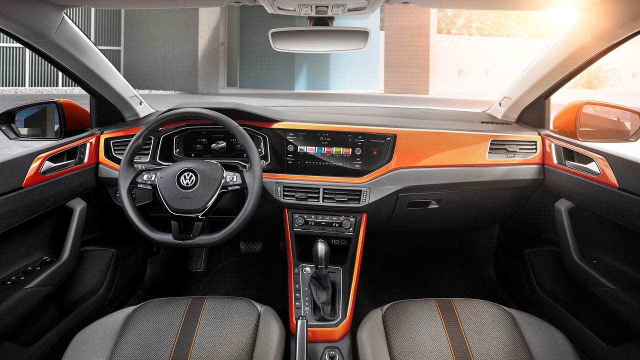 volkswagen polo 2018 precios motores equipamientos. Black Bedroom Furniture Sets. Home Design Ideas