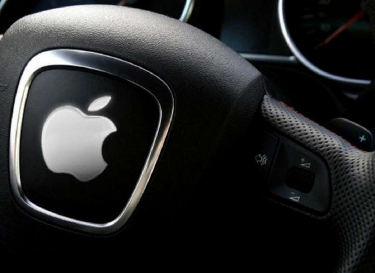 apple car conducción autónoma