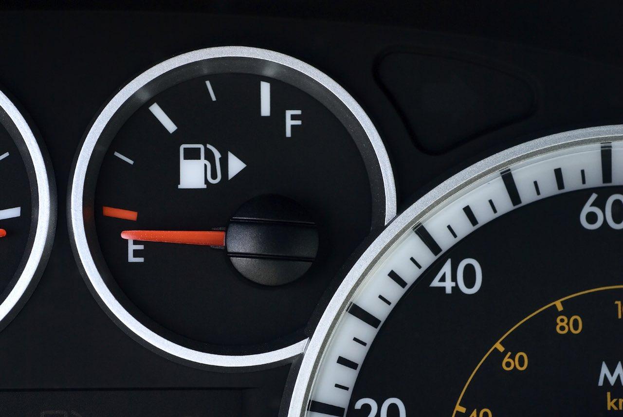indicador combustibe reserva