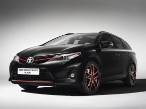 Toyota Auris Touring Sports Black  2013