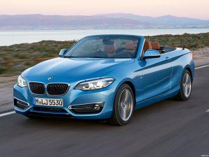 BMW BMW Serie 2 Cabrio 230i Luxury Line 2017