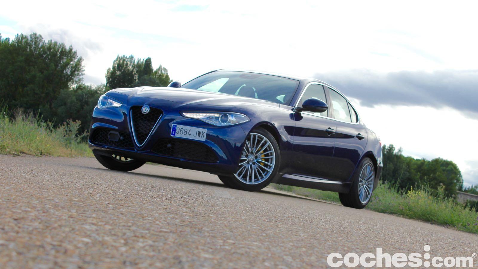 Alfa Romeo Giulia 20T prueba – 14