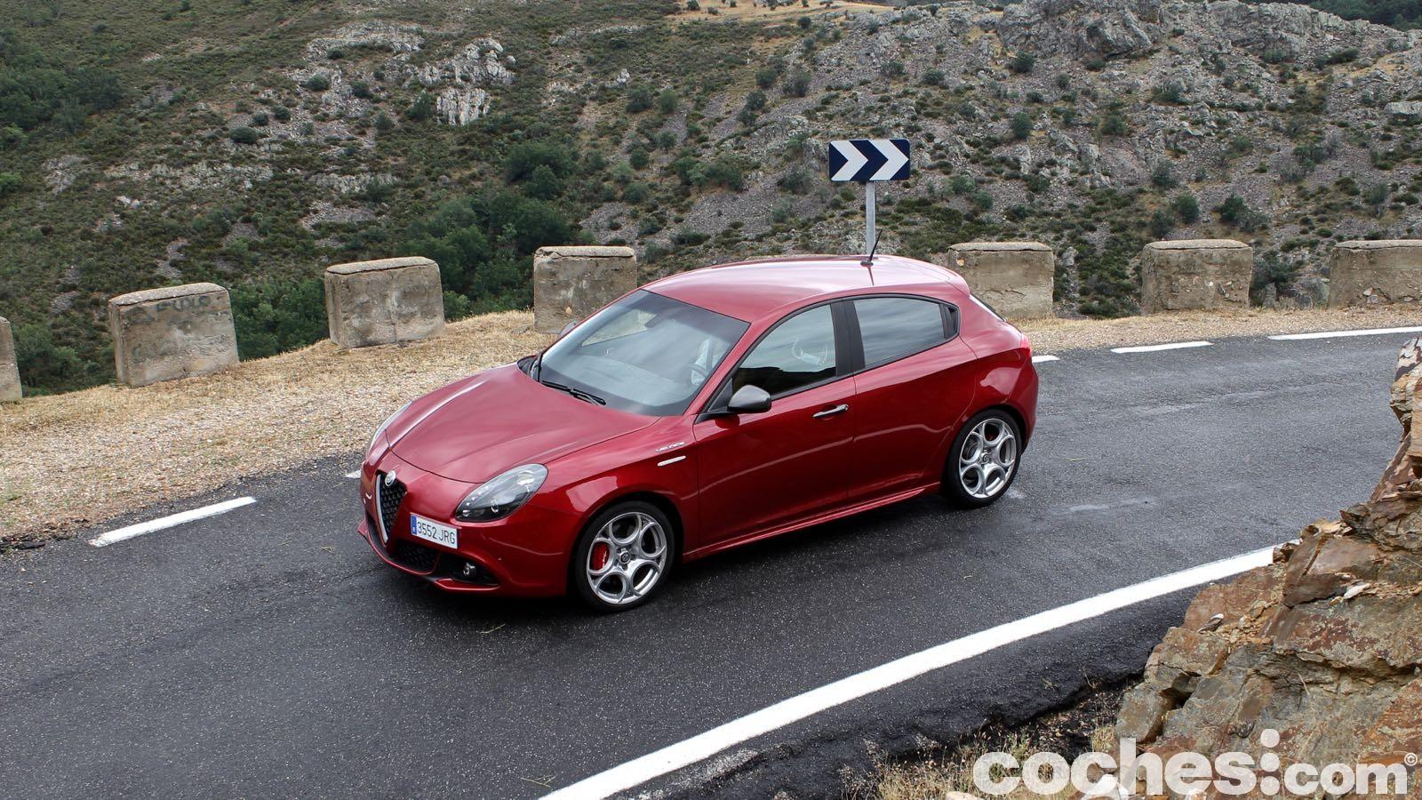 Alfa Romeo Giulietta Veloce 2017 prueba – 19