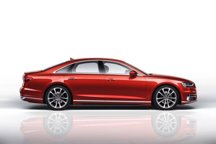 Audi A8 2018 Precios Motores Equipamientos