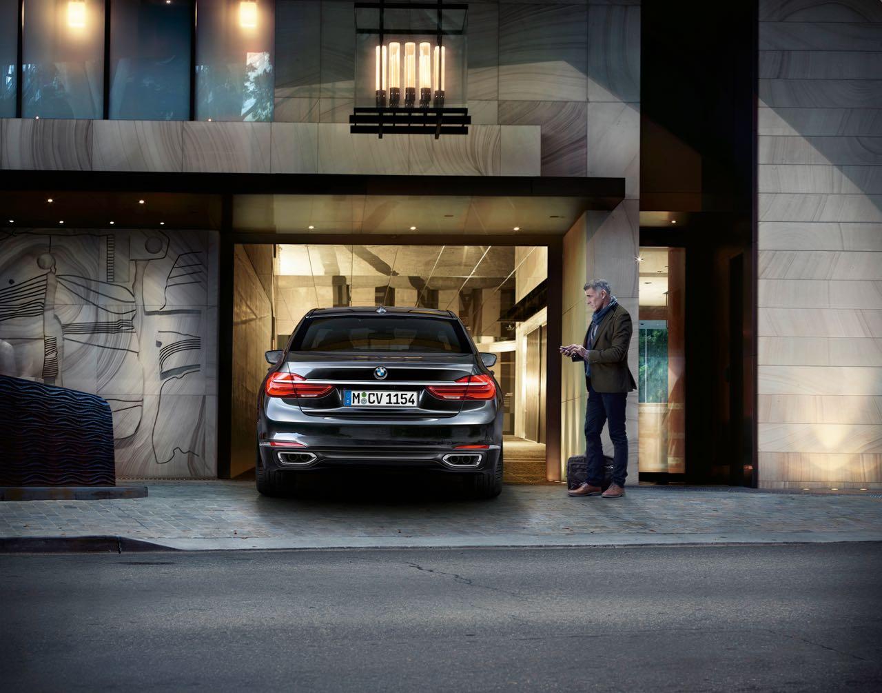 BMW Serie 7 tecnologias – 7