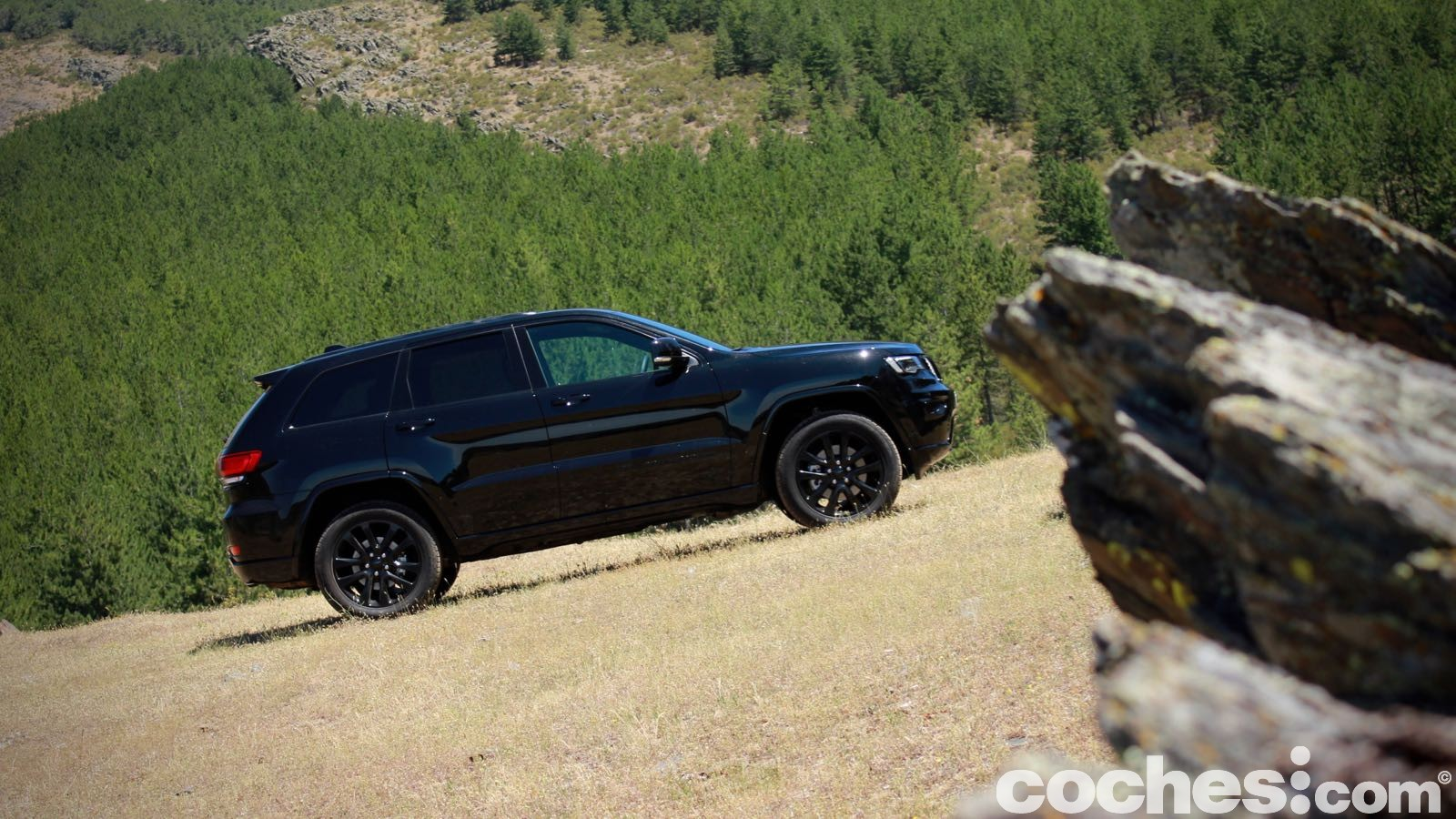 Jeep Grand Cherokee Nigh Eagle prueba – 23