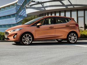 Ford Ford Fiesta Titanium 5 puertas 2017