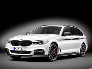BMW Serie 5 Touring M Performance Accessories G31 2017