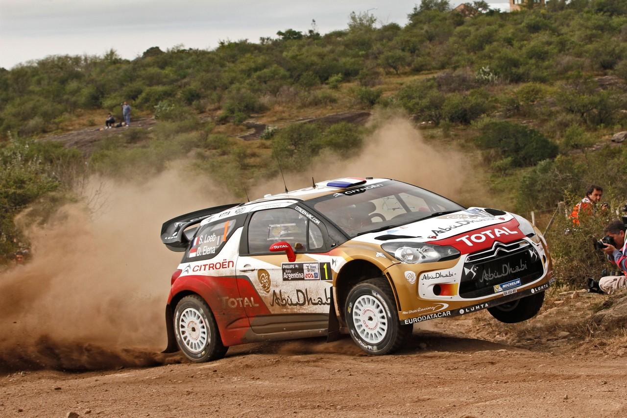 WORLD RALLY CHAMPIONSHIP 2013 – WRC RALLY ARGENTINA