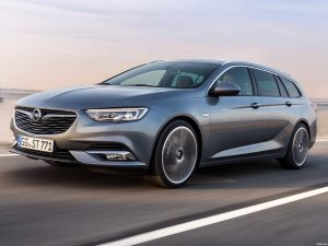 Opel Insignia Sports Tourer Turbo 4×4 2017