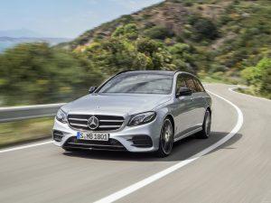 Fotos de Mercedes Clase E Estate E400 AMG Line S213 2016
