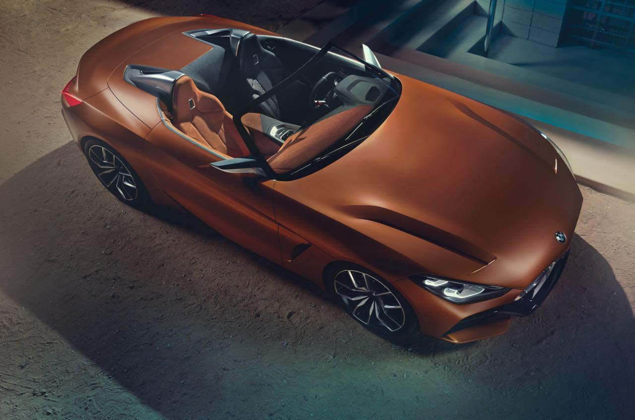 BMW COncept Z4 2017 – 19