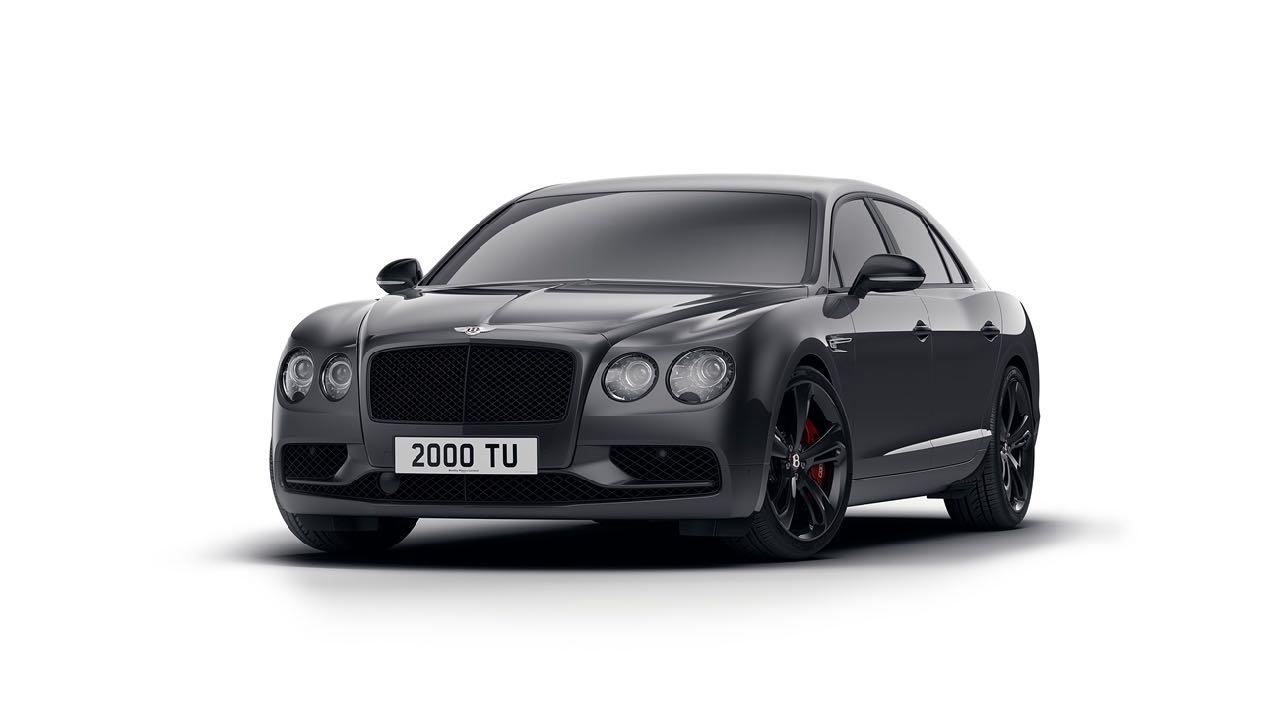 Bentley Flying Spur V8 S Black Edition 2017 – 3