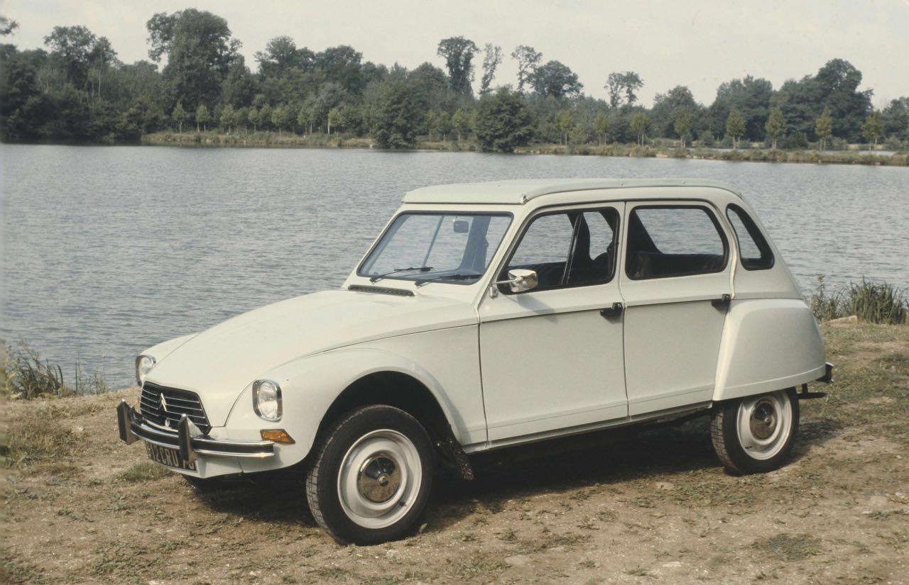 Citroen Dyane 1967 – 2