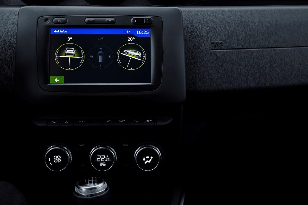 Dacia duster 2018 precios motores equipamientos - Dacia duster 2017 interior ...