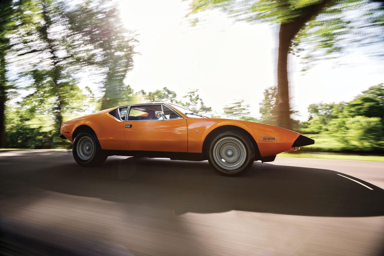 De Tomaso Pantera L by Ghia 1974 – 1