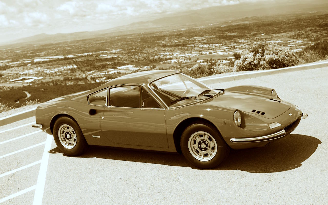 Ferrari Dino 246 GT series E 1971