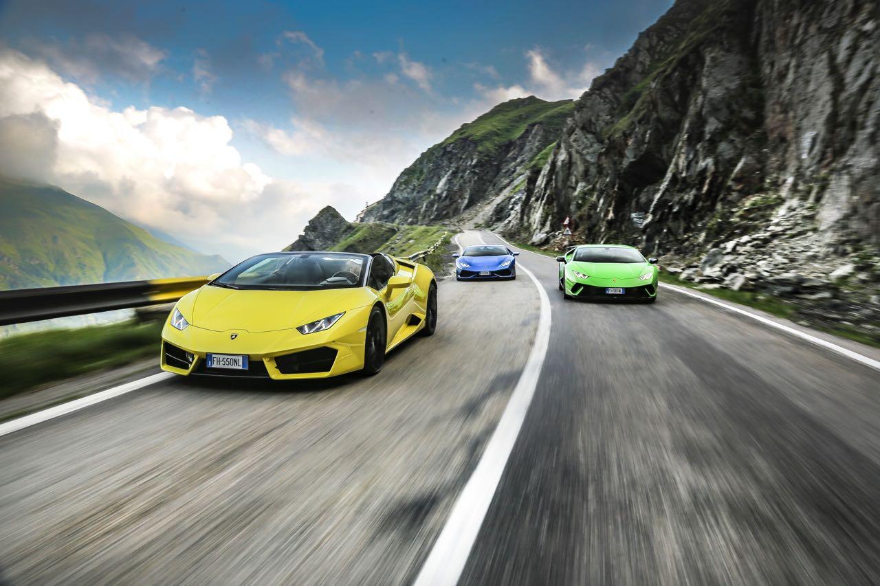 Lamborghini Huracan Transfagarasan – 14