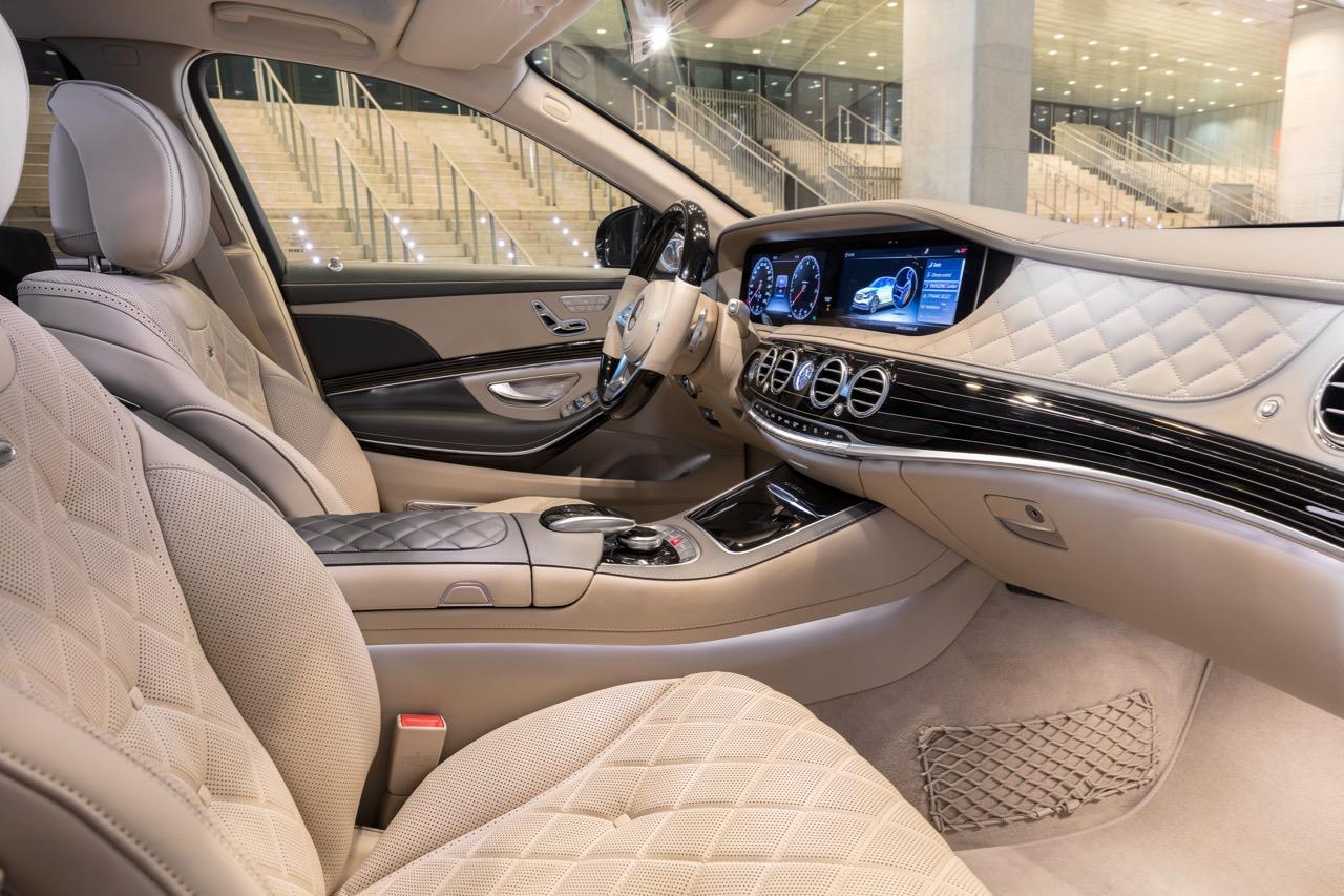 Mercedes Maybach Clase S 2017 Precios Motores Equipamientos
