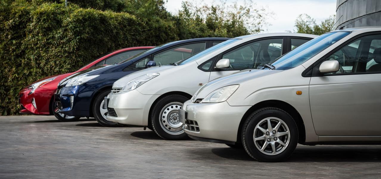 Toyota Prius evolucion