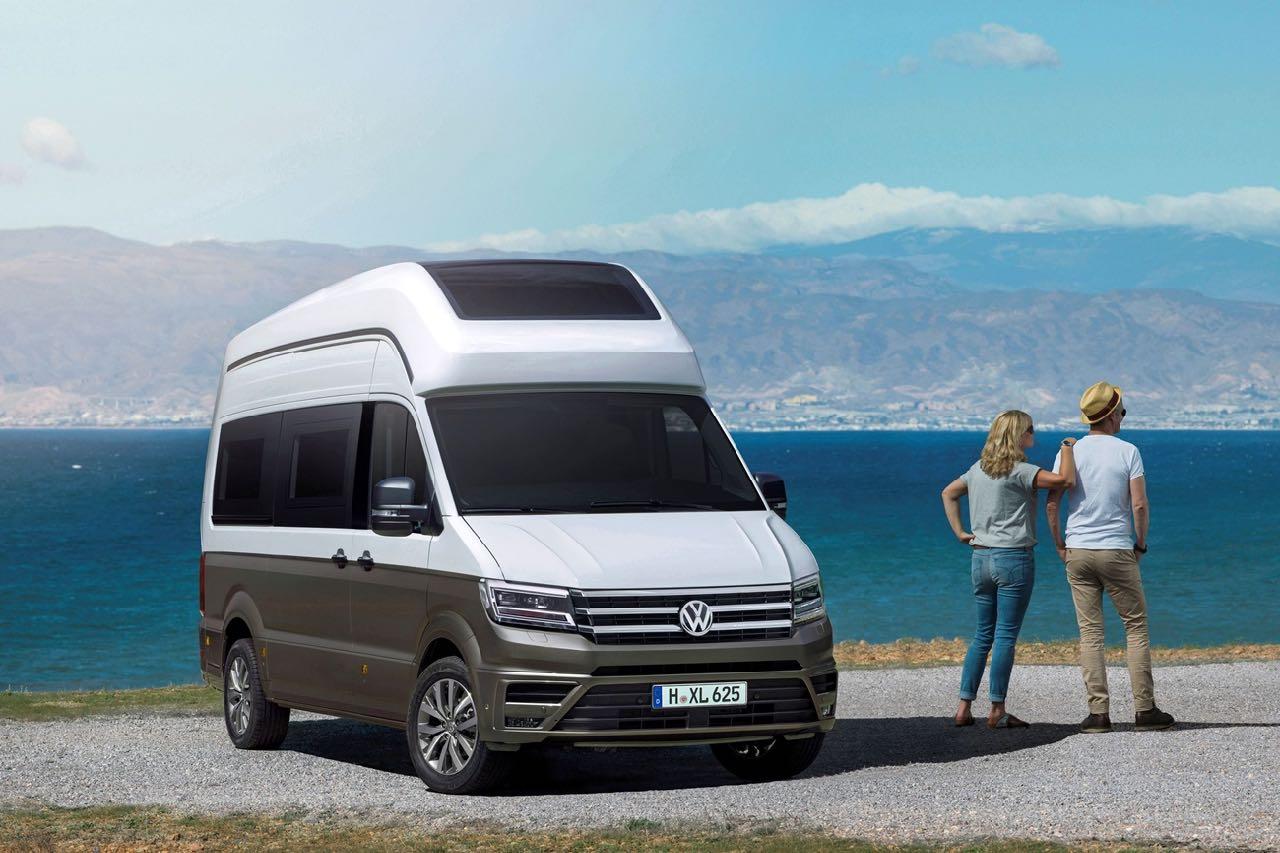 Volkswagen California XXL Concept 2017 – 1