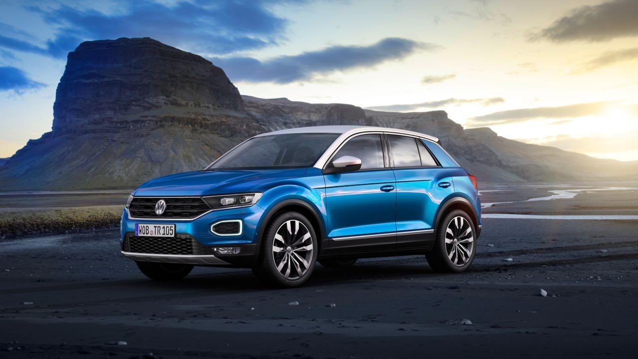 Volkswagen T-Roc 2018 – 3