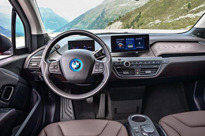 BMW i3 2018 interior