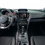 Subaru Impreza Sedán interior
