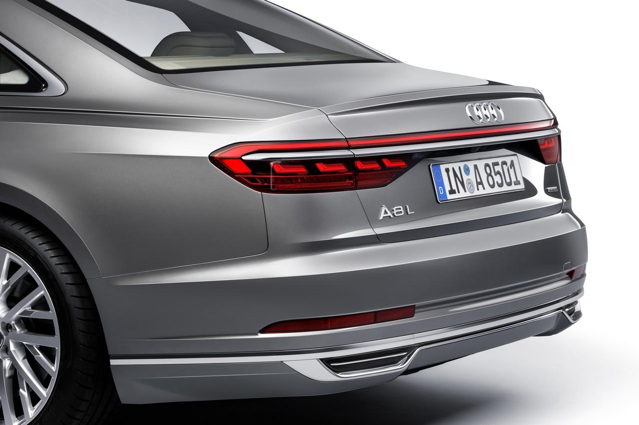 Audi A8 pilotos traseros