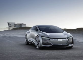Audi Aicon Concept 2017
