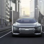Audi Aicon Concept 2017 frontal