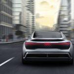 Audi Aicon Concept 2017 trasera