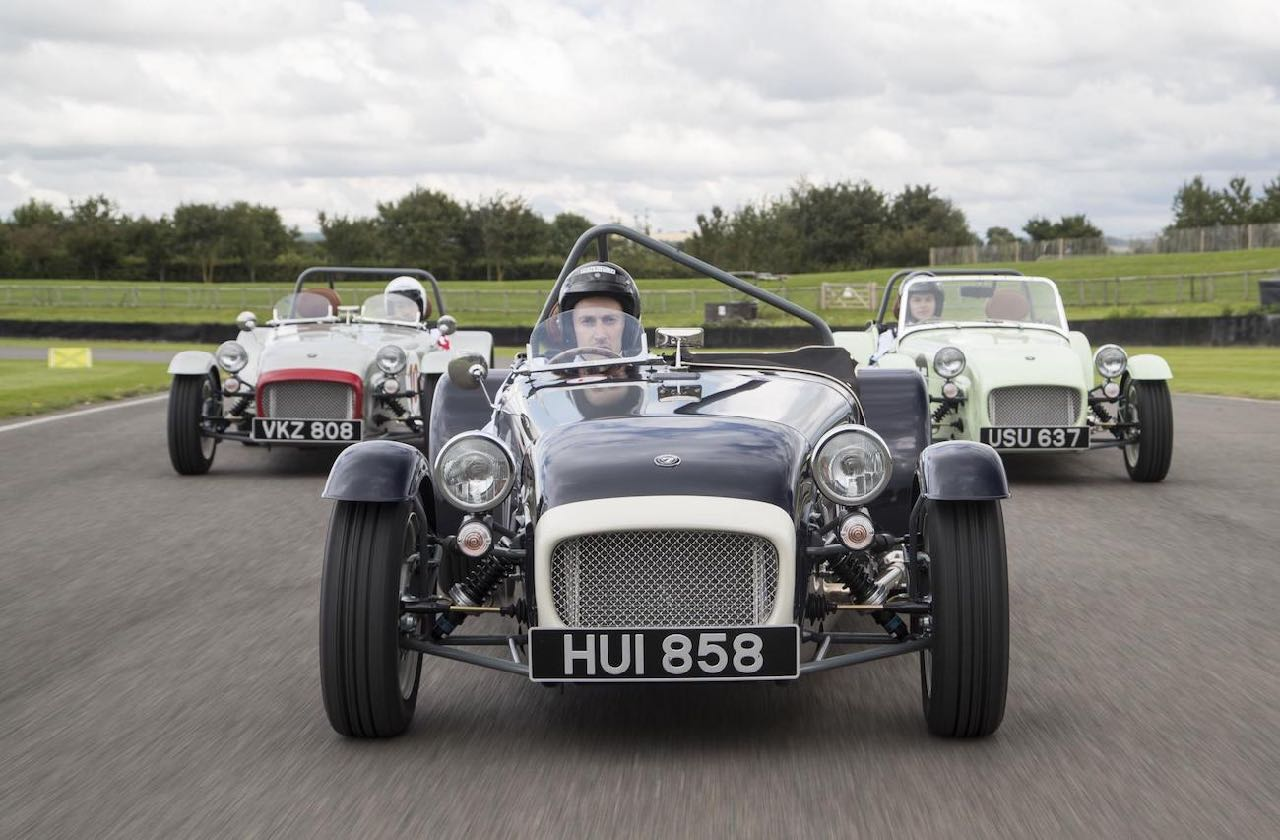 Caterham Seven SuperSprint 2017 – 3