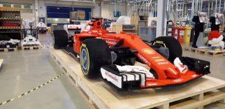 Ferrari Formula 1 Lego