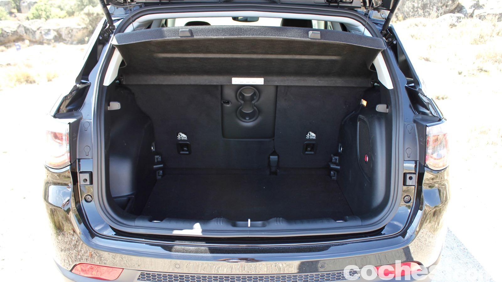 Hyundai Of El Paso >> Jeep Compass 2.0 Multijet 140 CV 4x4, prueba y opinión