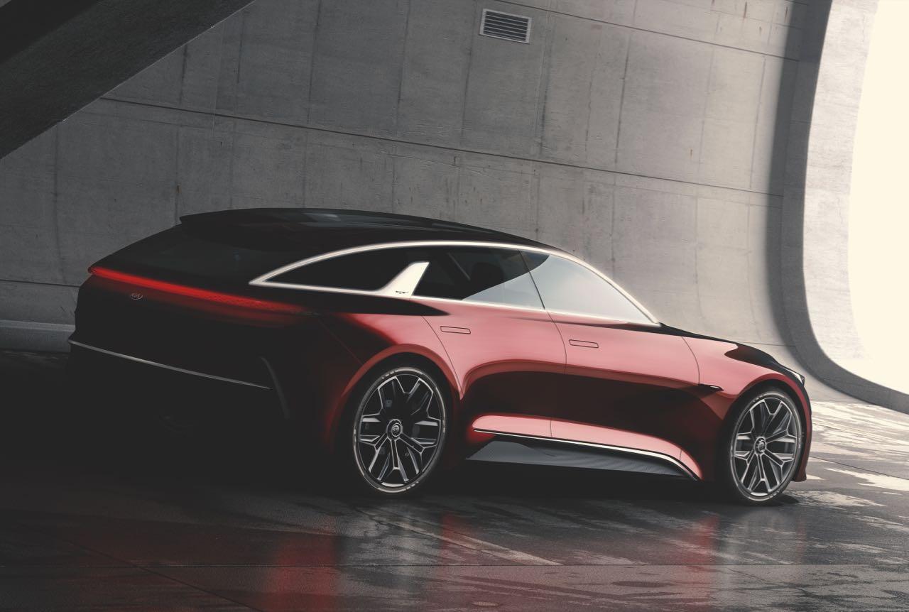 Kia Proceed Concept 2017 – 3