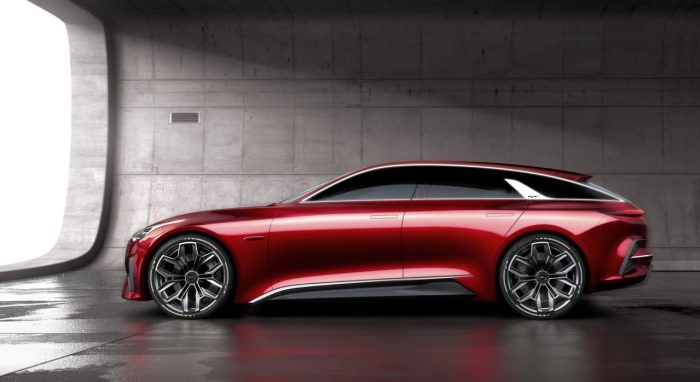 Kia Proceed Concept lateral