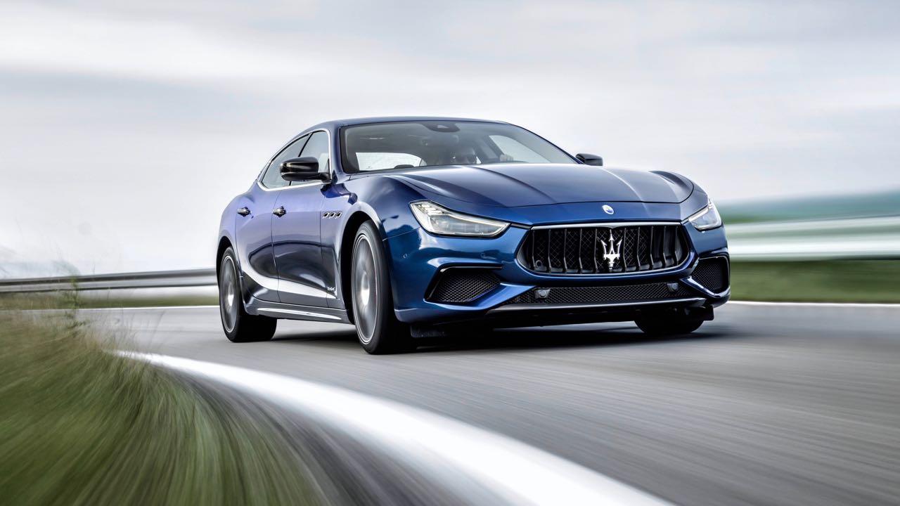 Maserati Ghibli 2018 – 8